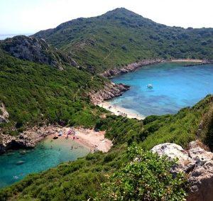 Afionas Corfu - Villas in Arillas Corfu
