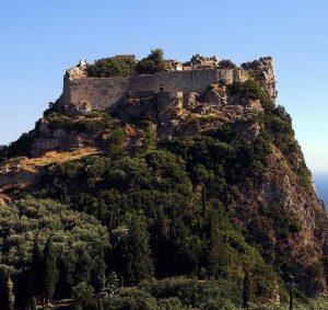 Aggelokastro Corfu - Villas in Arillas Corfu