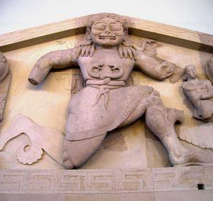 Archaeological Museum Corfu - Villas in Arillas Corfu