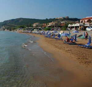 Arillas Beach Corfu - Villas in Arillas Corfu