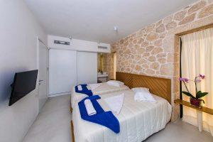 Bedroom - Villas in Arillas Corfu