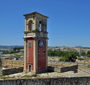 Old Fortress Corfu - Villas in Arillas Corfu