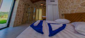 About The Villa - Villas in Arillas Corfu