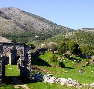 Old Perithia Corfu - Villas in Arillas Corfu
