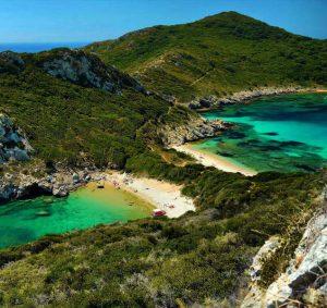 Porto Timoni Beach - Villas in Arillas Corfu