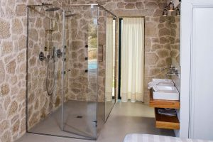 Jacuzzi - Villas in Arillas Corfu