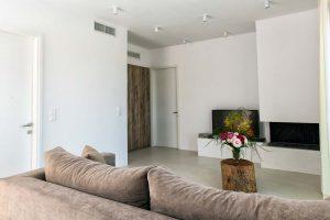 Living Room - Villas in Arillas Corfu